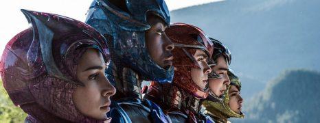 Power Rangers – Primer tráiler