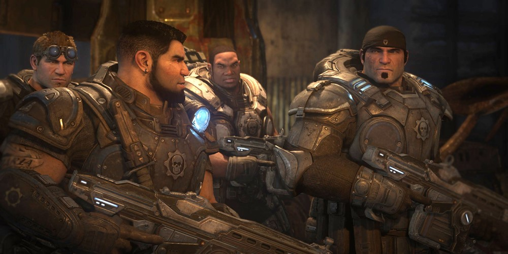 Gears of War: Ultimate Edition (2015)
