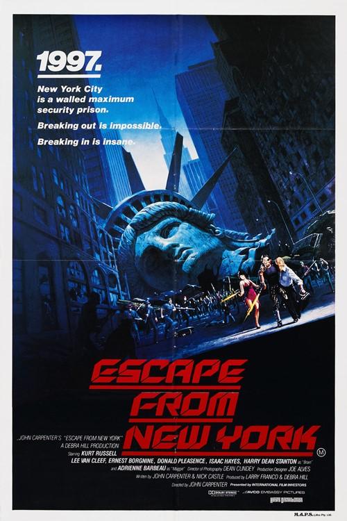 1997: Rescate en Nueva York (1981)