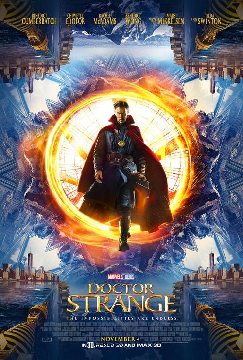 Dr. Strange (Doctor Extraño) (2016)