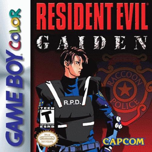 Resident Evil Gaiden (2001)