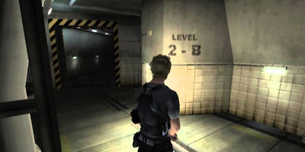 Resident Evil: Dead Aim (2003)