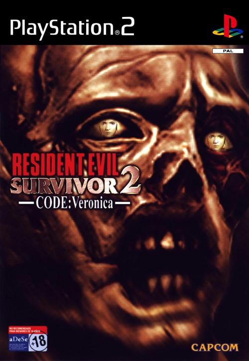 Resident Evil Survivor 2: Code Veronica (2001)