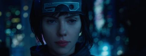 Ghost in the Shell – Nuevo póster y clip