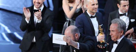 Ganadores Oscars 2017