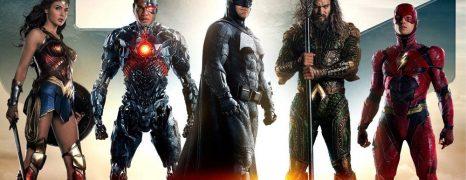 Liga de la Justicia – Primer tráiler