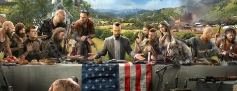"Primer tráiler de ""Far Cry 5"""