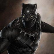 """Primer tráiler de """"Black Panther"""""""