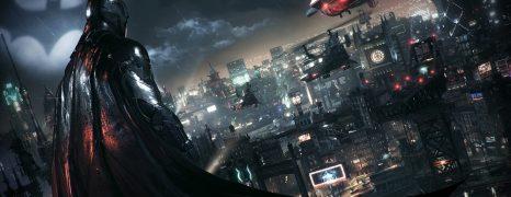 Batman: Arkham Knight (2015)