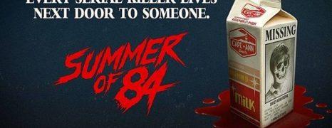 Summer of 84 – Primeras imágenes