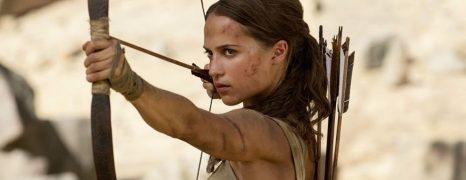 "Tráiler de ""Tomb Raider"""