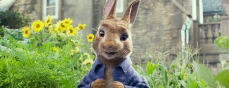 "Tráiler de ""Peter Rabbit"""