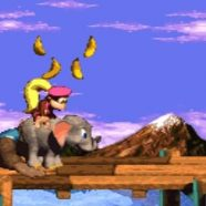 Donkey Kong Country 3: Dixie Kong's Double… (1996)