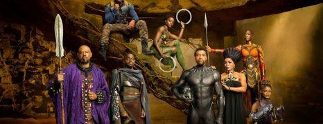 """Nuevo tráiler de """"Black Panther"""""""
