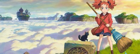 "Tráiler de ""Mary and the Witch's Flower"""