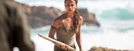 """Nuevo tráiler de """"Tomb Raider"""""""