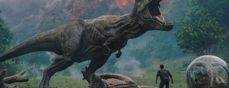 Nuevo tráiler de «Jurassic World: El Reino Caído»