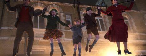 El Regreso de Mary Poppins – Primer tráiler