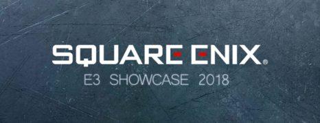 Conferencia de Square Enix en el E3 2018
