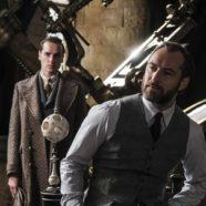 A. Fantásticos: Los Crímenes de Grindelwald – Tráiler