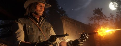 "Primer gameplay de ""Red Dead Redemption 2"""