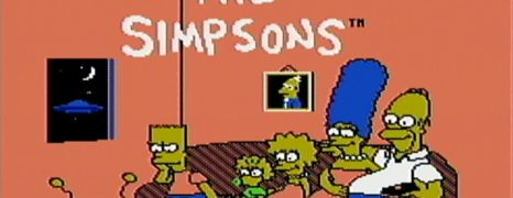 The Simpsons: Bart vs. The Space Mutants (1991) (NES)