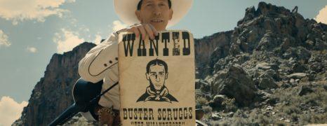 La Balada de Buster Scruggs – Tráiler