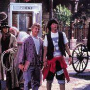 Las Alucinantes Aventuras de Bill y Ted (1989)