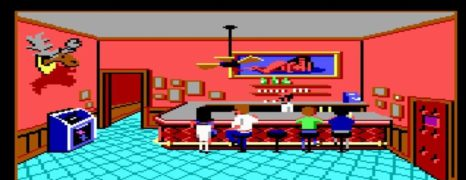Leisure Suit Larry in the Land of the Lounge… (1987)