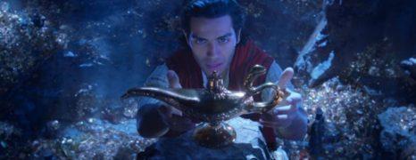 "Primer tráiler de ""Aladdin"""
