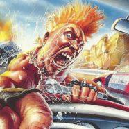 Road Avenger (1993) (Mega-CD)