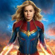 Nuevo tráiler de «Capitana Marvel»