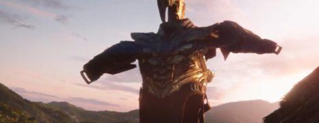 Primer tráiler de «Vengadores: Endgame»