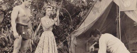 Tarzán y la Selva Escondida (1955)