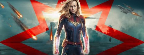 Tercer tráiler de «Capitana Marvel»
