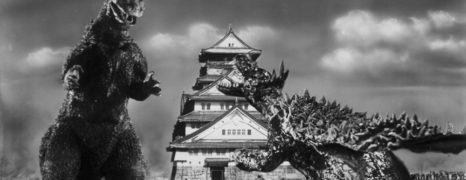 Godzilla Contraataca (Rey de los Monstruos) (1955)