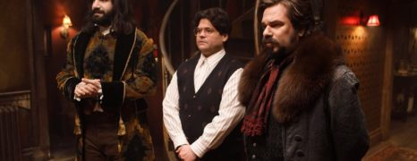 "Tráiler de la serie ""What We Do In The Shadows"""
