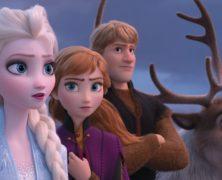Tráiler de «Frozen 2»
