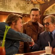 "Primeros pósters de ""Once Upon a Time in Hollywood"""