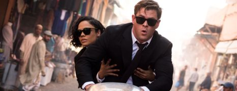 "Tráiler final de ""Men in Black: International"""