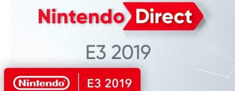 Conferencia de Nintendo en el E3 2019