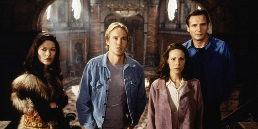 The Haunting La Guarida 1999 La Sala Oscura