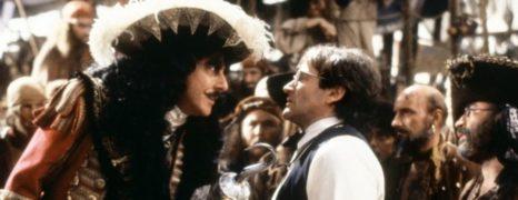 Hook, el Capitán Garfio (1991)