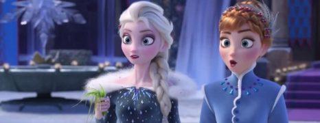 """Nuevo tráiler de """"Frozen 2"""""""