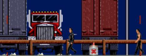 Terminator 2: Judgment Day (1993) (Super Nintendo)