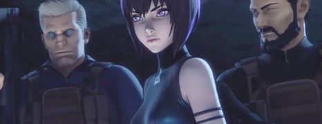 Ghost in the Shell: SAC_2045 – Tráiler