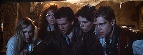 Disturbios en el Cementerio (1987)