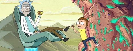 Rick y Morty – Tráiler de la segunda mitad de la T4