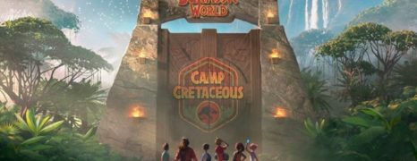 Jurassic World: Camp Cretaceous – Tráiler