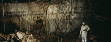 En el Interior del Sarcófago de Chernóbil (1991)